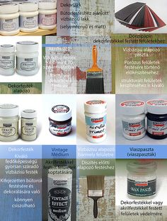 Techno, Diy And Crafts, Wax, Shabby Chic, Vintage, How To Make, Painting, Home Decor, Tutorials
