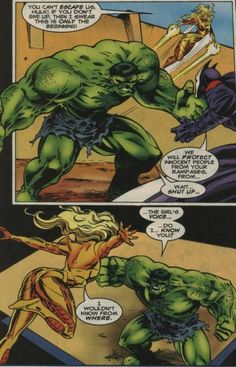 When the Hulk says shut up....you shut the hell up. #theincrediblehulk