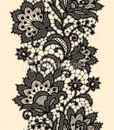 black lace patterns - Yahoo Image Search Results