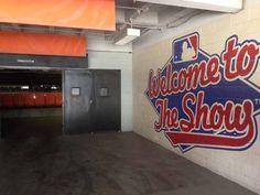 Inside the Houston Astrodome