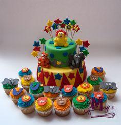 cumpleaños de circo - Buscar con Google