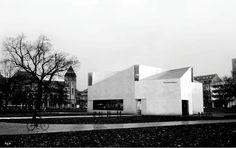 Foundation Bauhaus Dessau Announces Winners of Bauhaus Museum Competition,JA Architecture Studio's 4th place design. Image Courtesy of Bauhaus Dessau