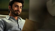 Oh my Fawad Afzal Khan. Fangirling all over.