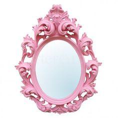 Bubblegum Pink Mirror