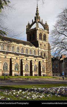 St Leonards In The Fields Church Perth Perth and Kinross Scotland by Mark Sunderland, via Flickr