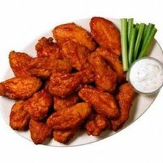 #recipe #food #cooking Hot Wings food-and-drink
