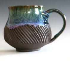 Coffee Mug handmade ceramic cup tea cup coffee cup by ocpottery