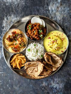 cooking tips - 10 Indian Thali Meal Ideas Indian Food Recipes Fun FOOD Frolic Indian Food Recipes, Asian Recipes, Vegetarian Recipes, Cooking Recipes, Fast Recipes, Meal Recipes, Cooking Tips, Food Platters, Food Dishes