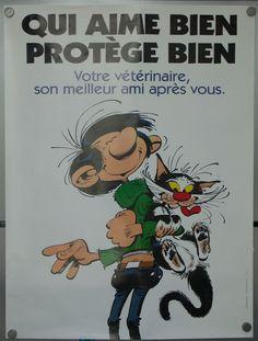 Franquin publicité !