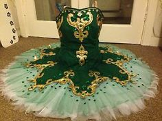 Classical Ballet Tutu | eBay green