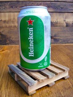 DIY Pallet Mini Coasters | Pallet Furniture DIY