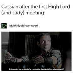 Cassian ACOWAR