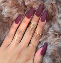Image about love in nails by c é l i a on We Heart It Aycrlic Nails, Pink Nails, Cute Nails, Pretty Nails, Ambre Nails, Matted Nails, Nail Art Designs Videos, Nail Time, Coffin Shape Nails