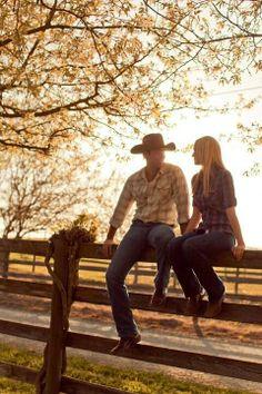 make him bring his cowboy hat!