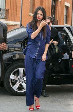 Selena Gomez in Derek Rose