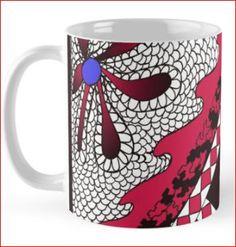 A mug for all occarions - brighten up the office. glendobeart,com #glendobe #coffee #tea
