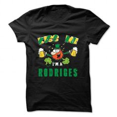 I Love St Patrick - Kiss me - RODRIGES T shirts