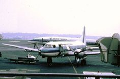 Eastern Airlines Convair 440 & Constellation at DCA (1967)