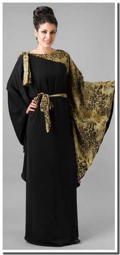We are providing some beautiful images of Abaya's collections for ladies in 2014 with unique and different designs. Abaya's. Abaya Designs, Dress Designs, Abaya Chic, Hijab Abaya, Formal Dresses For Teens, Special Dresses, Nice Dresses, Abaya Mode, Mode Hijab