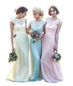 Wallbridal Cap Sleeves Lace Chiffon Colorful Bridesmaid D... http://www.amazon.com/dp/B01ARM5LVS/ref=cm_sw_r_pi_dp_CcPnxb1GHF4Y5