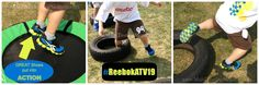 Back to School with #ReebokATV19 Kid Shoes! #giveaway