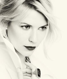 Claire Danes by Jason Bell