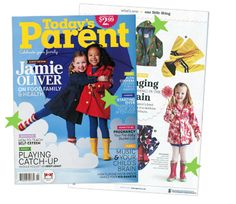 Hatley in Today's Parents Magazine @Pink Pearl PR