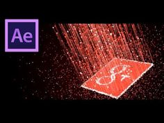 3D Particle Logo Animation in After Effects - After Effects Tutorial - Trapcode Particular - YouTube