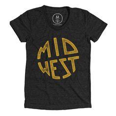 Midwest Vintage Black
