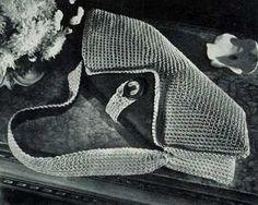 Bag No. 2785   Free Crochet Patterns