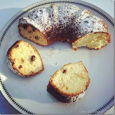 Panettone bread ina  bundt pan!
