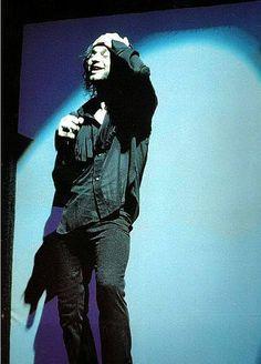 Dave Gahan of Depeche Mode Martin L, Martin Gore, Burning Love, Dave Gahan, English Men, Love My Boys, Love Me Forever, Cool Bands, Hard Rock