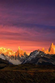 Patagonia Workshop, Argentina, by Greg Boratyn,
