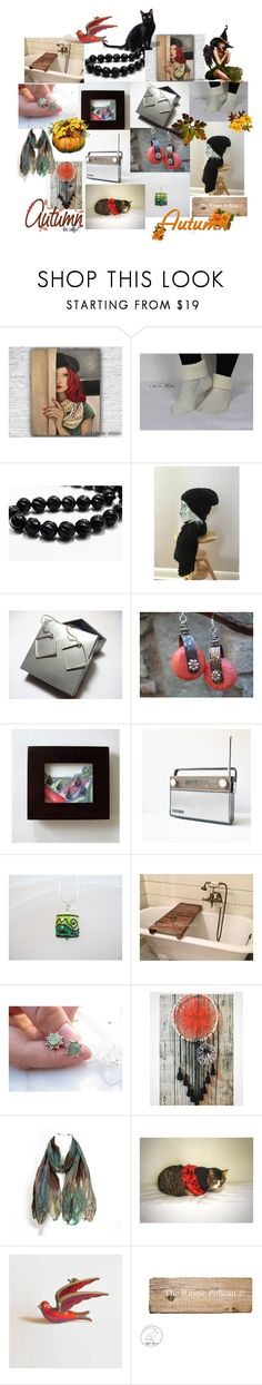 """Something Old,Something New"" by anna-recycle ❤ liked on Polyvore featuring modern, rustic and vintage"
