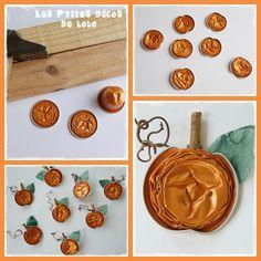 DIY : faire des mini citrouilles avec des capsules nespresso