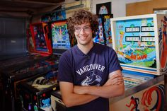 World-ranked pinball champion Robert Gagno, the subject of new documentary Wizard Mode, talks about what it's like to come of age with autism.