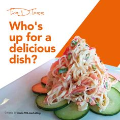 Our fresh ingredients made #CrabSalad: Kani crab mix with dynamite sauce, masago, sesame oil, scallions, red onions, mint and cucumber. #HappyTuesday #TiraDtoss #Sushi #Doral #MiamiFood #Lunch #Yummy #PeruvianFood #ComidaPeruana #ComidaJaponesa #JapaneseFood #Ceviche #Catering #Cater #Restaurant #MiamiRestaurants #BestRestaurants #Comida #Comer #Eaters #FoodPorn #Like4Like #Restaurants #Peru #Peruvian #Cuisine #PeruvianCuisine #JapaneseCuisine