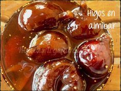 Higos en almíbar Chutney, Argentina Food, Mexican Food Recipes, Ethnic Recipes, Summer Snacks, Sweets Cake, My Dessert, Yummy Treats, Holiday Recipes