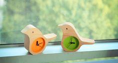 Early Bird Clock - FeelGift