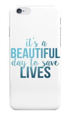 Grey's Anatomy McDreamy Quote 6 by Greys Anatomy Phone Cases, Greys Anatomy Gifts, Greys Anatomy Couples, Greys Anatomy Memes, Grey Anatomy Quotes, Grays Anatomy, Grey's Anatomy Clothes, Cristina Yang, Meredith Grey