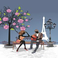 Eyfel Etnik Müzisyen Tablosu - KARAHAN ÇERÇEVE & RESİM , Canvas Baskı Ve Kabartmalı Tablo Mağazası  https://www.karahanresim.com/tablo/4221/eyfel-etnik-muzisyen-tablosu.html