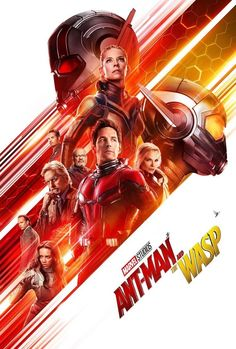 Now showing : ant man & the Wasp Director : Peyton Reed Studio : Marvel Studios Release date : 5 July (Russia) Distributor : Walt Disney Motion Picture Casts : Evangeline Lilly Paul Rudd Michael Douglas Michell Pfeiffer Hannah John-Kamen Judy Greer 2018 Movies, New Movies, Movies To Watch, Movies Online, Film Watch, Paul Rudd, Evangeline Lilly, Captain America, Captain Marvel