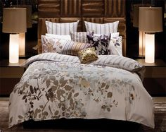 Our bedding: Isaak by KAS Bedding Australia *New* Comfy Bedroom, Bedroom Decor, Bed Rug, Single Duvet Cover, Bed Styling, Contemporary Bedroom, Linen Bedding, Bed Linen