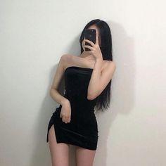 korean fashion soft grunge dresses ulzzang girl kfashion 얼짱 aesthetic occasion soft cute g e o r g i a n a : c l o t h e s Hipster Outfits, Grunge Outfits, Korean Outfits, Mode Outfits, Girl Outfits, Fashion Outfits, Korean Style Dress, Fashion Clothes, Fashion Ideas