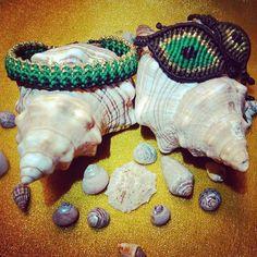 Eye & Striped EDGY Bracelets