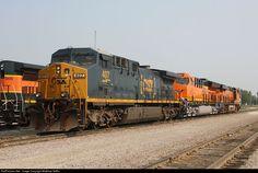 Csx Transportation, Galesburg Illinois, America, Trains, Usa, Train