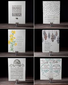 Bella Figura Letterpress Stationery