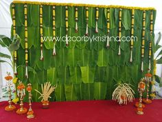 DecorbyKrishna is taking orders for ecofriendly h based décor DecorbyKrishna ecofriendly event decoration stage events Home orders is part of Leaf decor wedding - Wedding Stage Backdrop, Wedding Backdrop Design, Desi Wedding Decor, Marriage Decoration, Wedding Stage Decorations, Backdrop Decorations, Flower Decorations, Housewarming Decorations, Background Decoration