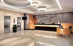 reception - midtown hotel istanbul