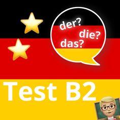 """Der Deutsch-Test für """"der, die, das""""!"""
